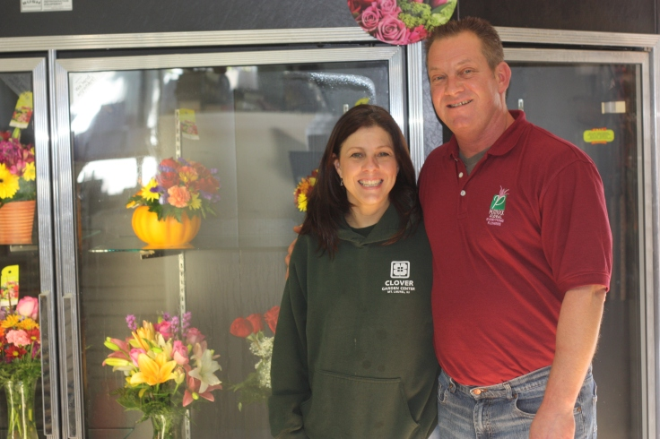 Paula Brandimarte and Marty Galvani
