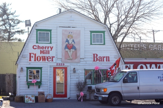 Cherry Hill Flower Barn