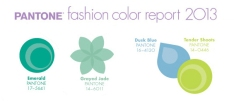 Pantone Color report 2013