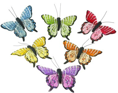 Decorative Butterfly Assortment