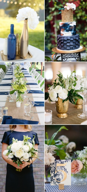 elegant-navy-and-gold-wedding-themes-ideas-for-2017